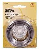 Hillman Steel Wire 110' 18 Ga Galvanized 25 Lb Carded