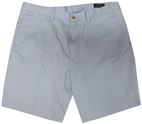 Polo Ralph Lauren Mens Classic Fit Shorts Soft Sky Blue, 36