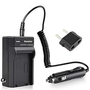 Amazon.com : Kastar Battery Charger for JVC BN-VF808 BN
