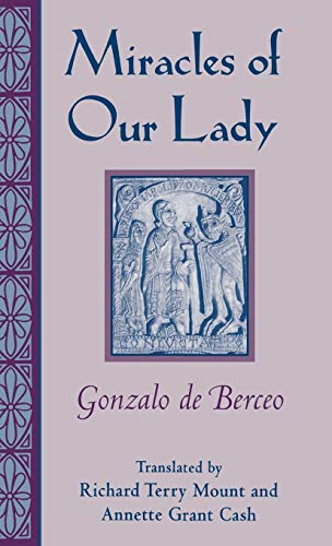 Miracles of Our Lady (Studies in Romance Languages) by Brand: The University Press of Kentucky