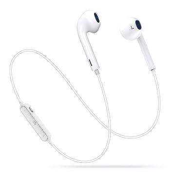 Auriculares Bluetooth, Bluetooth Auriculares deportivos con micrófono Bluetooth 4.1 Auriculares inalámbricos Auriculares estéreo con micrófono