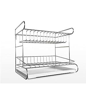 Rack shelf stainless steel rack drain rack - Rack para platos ...