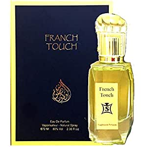 Shagmoom Perfumes Franch Touch For Unisex 70ml - Perfume Spray