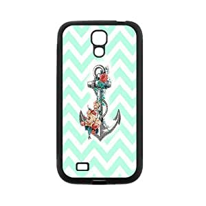 Custom Anchor Back Cover Case for SamSung Galaxy S4 I9500 JNS4-592