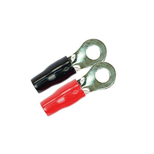 Stinger Shoc-Krome 5/16 Inch Crimp AWG 4 Gauge Ring Terminal