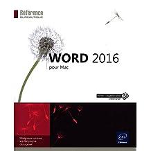 Word 2016 pour Mac