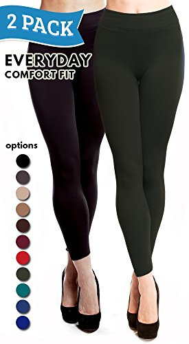 ef916be85da777 Fleece Lined Leggings for Women Thick Spandex Winter Warm - Tights ...