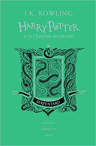 Amazon Fr Harry Potter Et La Chambre Des Secrets Edition
