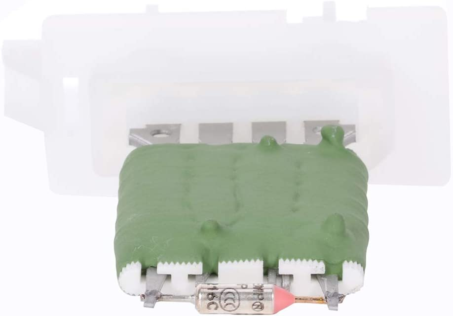 SCITOO Air Conditioning Heater Fan HVAC Blower Motor Resistor Fit for 2006-2008 Audi A3 //2006-2008 Audi A3 Quattro //2008 Volkswagen R32 //2006-2009 Volkswagen Rabbit