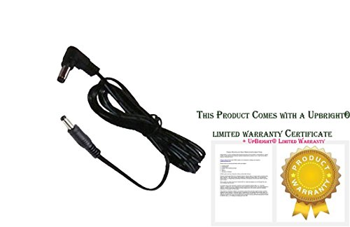 UpBright New 6FT DC Out to DC IN Extension Power Supply Cord Cable For RCA CC6263 VHS-C 200 x 242740 244268 CC8251 Digital Zoom AutoShot Silver Camcorder AC Adapter Battery Charger 236689 CPS016 ()