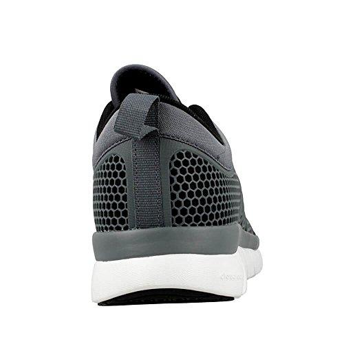 Black Groove Uomo grey Ginnastica Scarpe Cloudfoam da adidas vwxOzFF