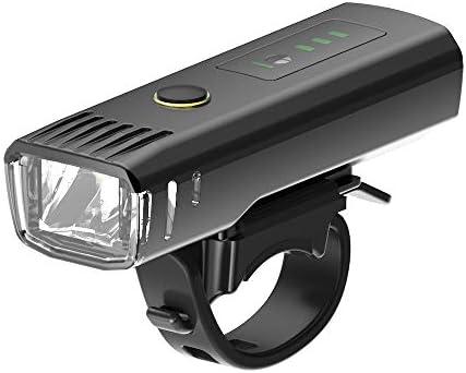 自転車のヘッドライトLED-XM自転車のヘッドライトUSB充電スマートセンサー強い光防水調節可能な乗馬機器自転車ライト