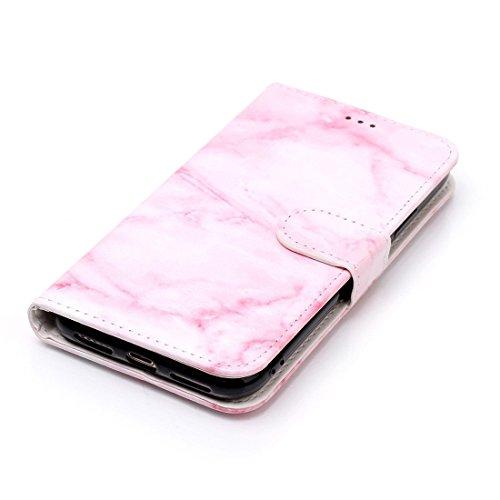 GR iPhone 8 Cocer Case - Kleine blaue Schmetterlinge Muster Horizontal Flip Ledertasche mit Halter & Kartensteckplätze und Geldbörse, kleine Menge empfohlen, bevor das iPhone 8 startet ( SKU : Ip8g363