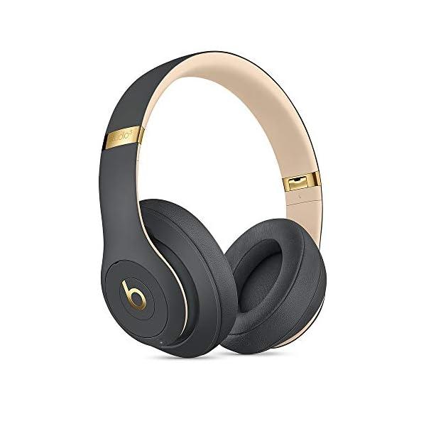 Beats Studio3 Casque circumauriculaire sans Fil avec réduction du Bruit – Puce Apple W1 pour Casques et écouteurs…