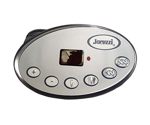 Jacuzzi Control Panel - J300 LED 2 PMP