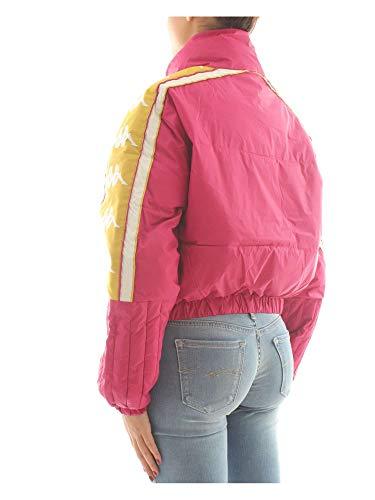 Giubbotto White Kappa Mod Donna Gold Redcerise 906 3031uj0 Hq7xwU