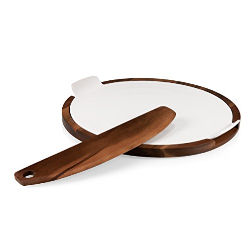 TOSCANA - a Picnic Time Brand Fabio Viviani Margherita Pizza Set