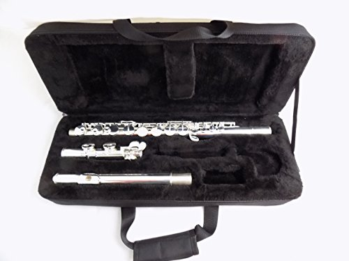 New Alto Flute 16 Closed Holes In Line G-Pitch Cupronickel Body with Foambody Case Instrumentos Musicais Profissionais