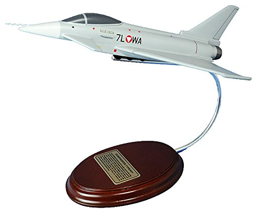 (Mastercraft Collection Eurofighter Typhoon Model Scale:1/52)