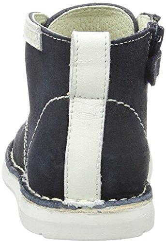 Birkenstock 1004631, Botas Cortas Infantil Azul (Dark Blue)