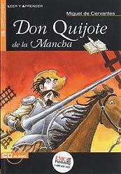 Don Quijote De La Mancha with Cd pdf