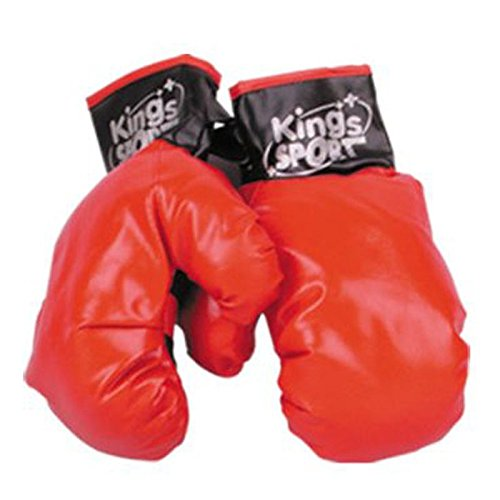 Amazon.com: Kings Sport Boxing Punching Bag With Gloves Punching ...
