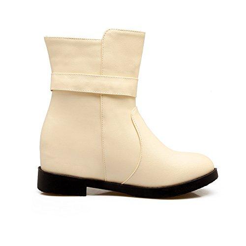 Balamasa Balamasaabl10097 - Sandales Compensées Pour Femmes, Beige (beige), 35 Eu