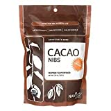 Navitas Naturals Organic Raw Cacao Nibs, 16 oz (Pack of 6)