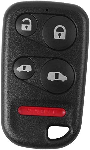P//N: OUCG8D-440H-A RDBS 5-Buttons Smart Key Fob Fit for Honda Odyssey 2001 2002 2003 2004