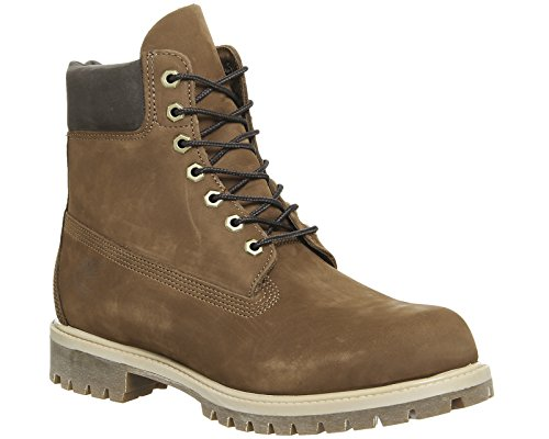 Timberland 6IN Premium BT WP MD Brown CA1LXU, Boots - 42 EU