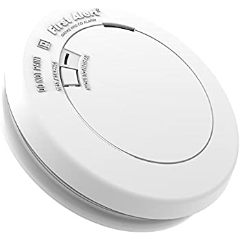 First Alert PRC710 10-Year Combination Carbon Monoxide and Photoelectric Smoke Detector