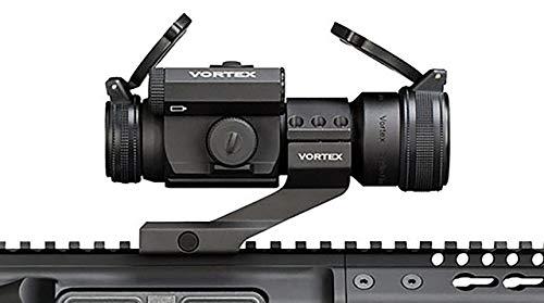 Vortex Optics Strikefire II Red Dot Sight - 4 MOA Red/Green Dot with Vortex Hat by Vortex Optics (Image #3)