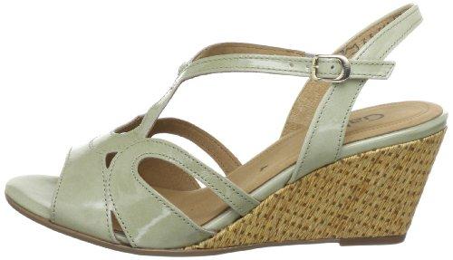 grün eucalyptus Zeppa 6551090 La Shoes Gabor Donna Con Verde Sandali zx8wXq
