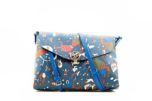 Piero Guidi Sling Bag Blue