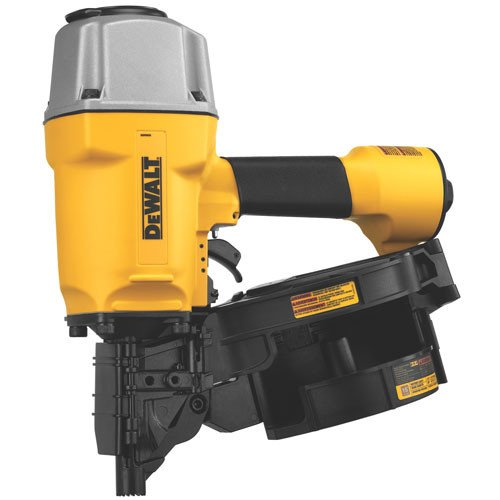 DEWALT Pneumatic 15 Degree Coil Framing Nailer