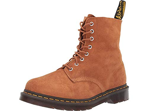Dr. Martens Unisex 1460 Pascal Core Tan Super Hi Suede Waterproof 9 M UK