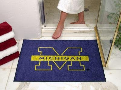 Fanmats Michigan Wolverines All-Star Mat from Fanmats