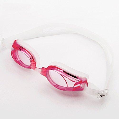 vidrios ZHJING Nadada de Grandes Pink de natación Purple Impermeables natación la la los Unisex de del Gafas Marco de Color Forman wTvqYvz