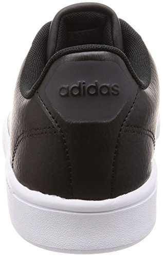 Advantage White Men Cloudfoam Black Adidas Clean Shoes 47zwwax