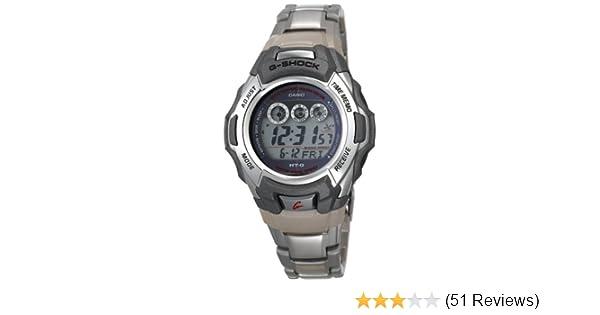 Amazon.com: Casio Mens MTG930DA-8V G-Shock MT-G Solar Atomic Watch: Casio: Watches