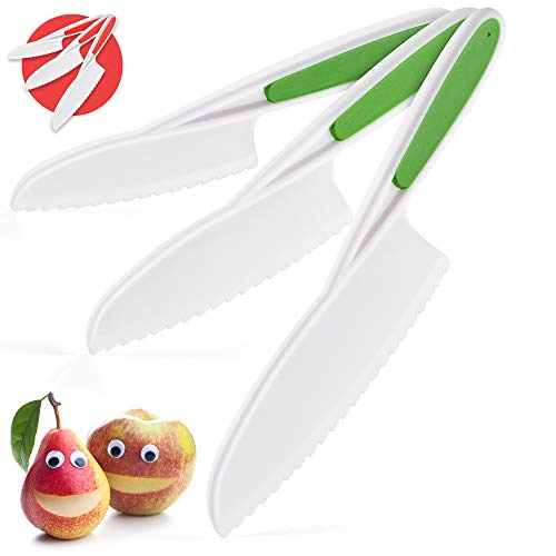 Zulay Kids Knife Set