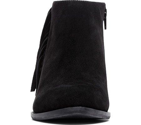 Vionic Damer Faros Kort Skaft Cowboystøvler, Greige, 37 Eu Sort