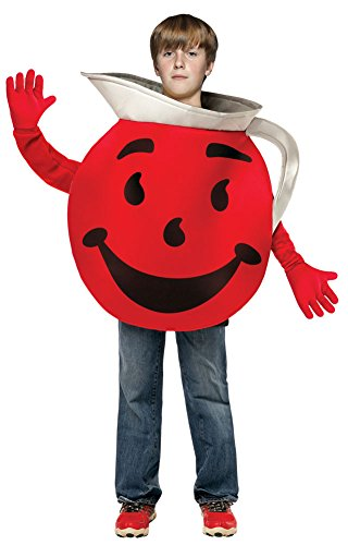 Halloween Costumes For Teenagers Guy (Boys Halloween Costume-Kool Aid Guy Teen Costume)