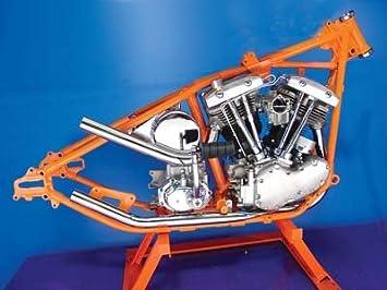 V-Twin 29-0090 Exhaust Header Set Upsweep