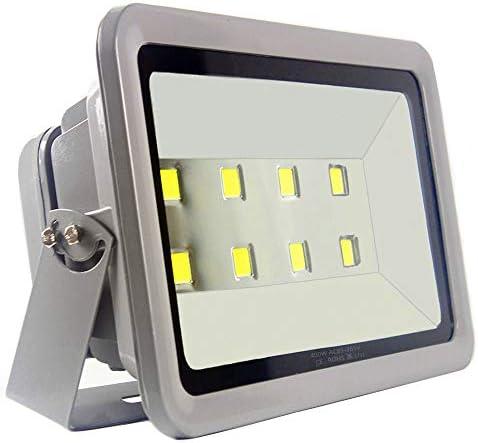 LED floodlight waterproof lighting-AI YONG outdoor LED lighting 400w LED spotlight 6000k daylight white for courtyard garage lighting 50,000 hours life