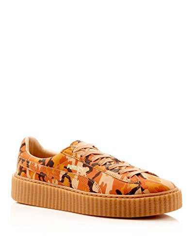 PUMA Women's Suede Creepers Camo Athletic Shoe by PUMA
