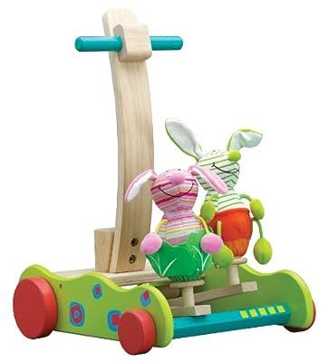 Wonderworld Hopping Bunny Walker