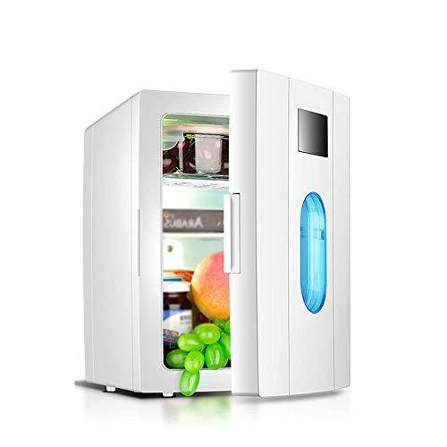 HYM Car Small Household Mini Refrigerator, Single Door Refrigeration Refrigerator,C