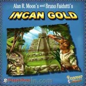 Eagle Games - Incan Gold by Sunriver Games