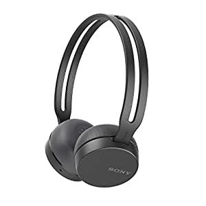 Sony Wh-Ch400B Kablosuz Kulaklıklar, Siyah